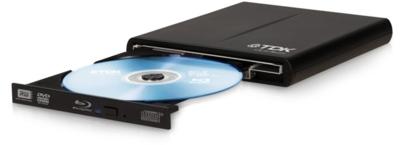 TDK TB150U, grabadora Blu-Ray para llevar