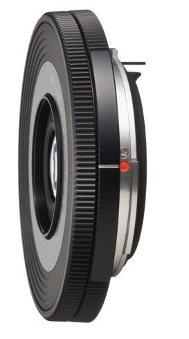 Objetivo 40 mm