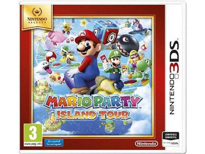 Diversión para todos con Super Mario Party Island Tour par Nintendo DS por 5,99 euros en Fnac