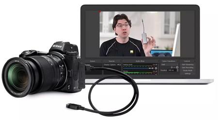 Si tienes una cámara de fotos Nikon de nueva hornada ahora ya podrás usarla como webcam de alta calidad