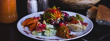 Llevar una dieta sana, como la dieta mediterránea, podría contrarrestar los efectos negativos que tiene el sobrepeso en la salud