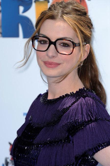 Las cinco tendencias de gafas para el otoño 2012: Así las llevan las celebrities