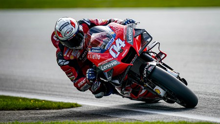 Dovizioso Red Bull Ring Motogp 2020
