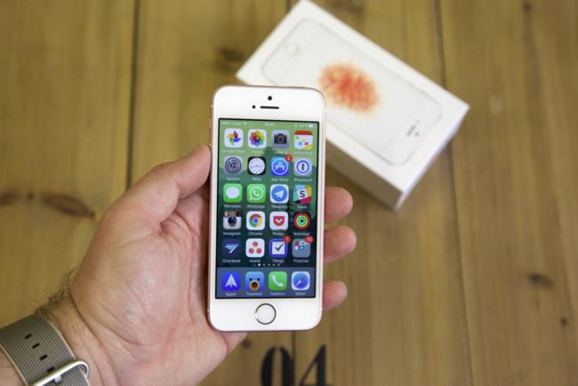 Iphone Se Primeras Impresiones En Xataka