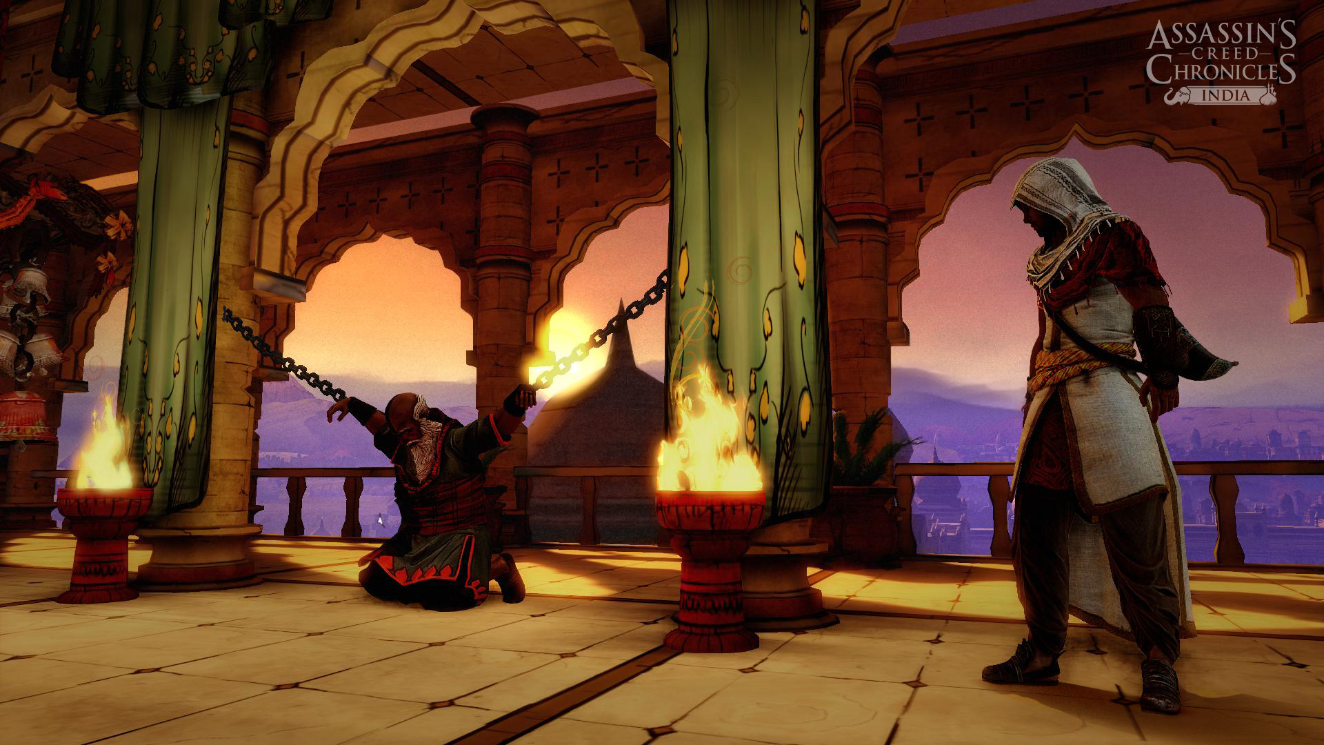 Foto de Assassin's Creed Chronicles Russia e India (5/9)