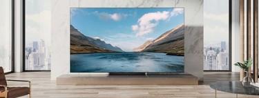 Esta es la primera smart TV OLED de Xiaomi: 65 pulgadas 4K HDR, 120 Hz y hasta sonido Dolby Atmos
