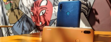 Huawei Y6 (2019), lo hemos probado: notch de gota y piel sintética para atacar la gama de entrada, este es su precio