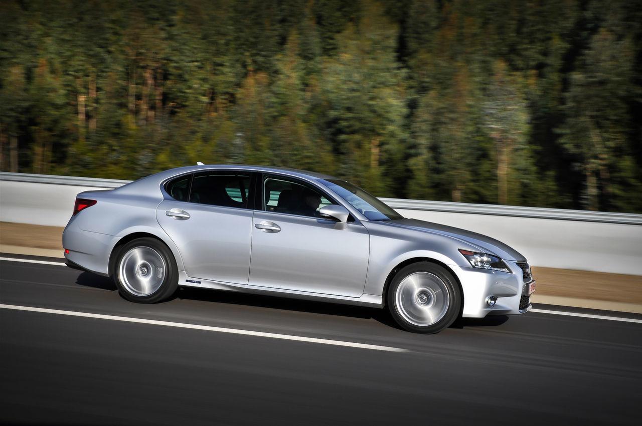Foto de Lexus GS 450h (2012) (20/62)
