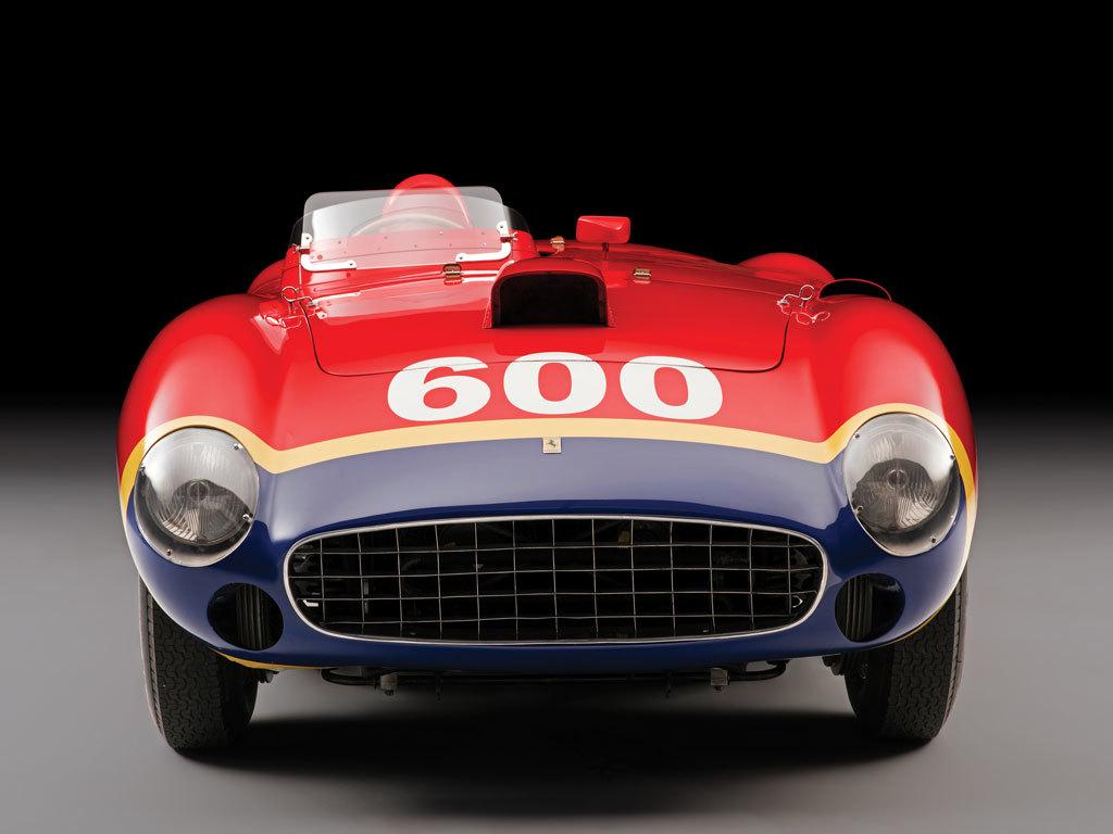 Foto de Ferrari 290 MM de Juan Manuel Fangio (7/15)