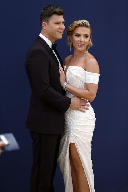 Emmys 2018: Las parejas derrochan amor en la alfombra roja