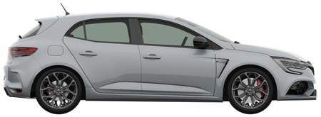 ¡Filtrado! Así luce el nuevo Renault Mégane RS
