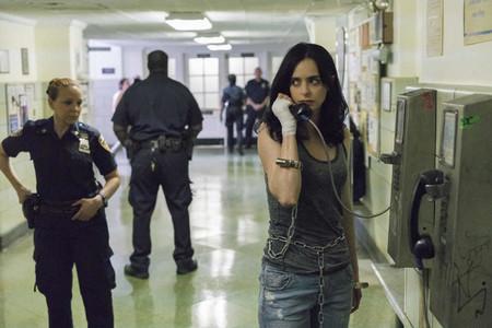 Jessica Jones detenida