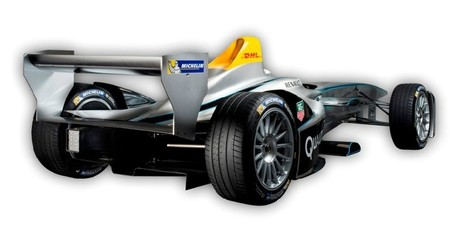 Monoplaza de Fórmula E Spark-Renault 2013 04