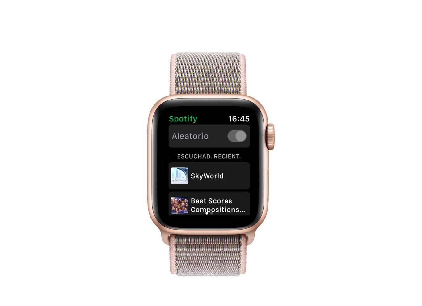 ⌚ Ya puedes descargar Spotify en tu Apple Watch y se encuentra disponible en todo el mundo