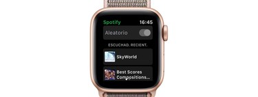 Spotify para Apple Watch ya se encuentra disponible en la App Store, y para todo el mundo