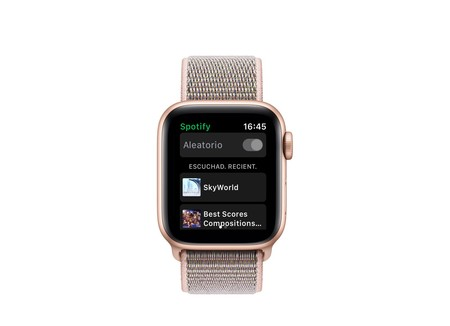 How to download spotify music to apple watch 4