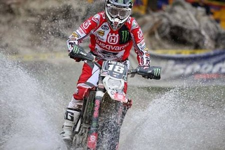 Agotador fin de semana en el Campeonato del Mundo de Enduro 2010 en Italia