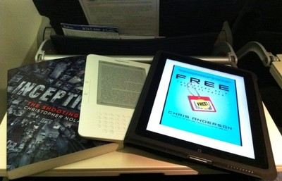 Los aparatos electrónicos ya están permitidos en los vuelos en EEUU