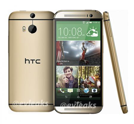 El HTC One 2014 se deja ver con su extraña doble cámara