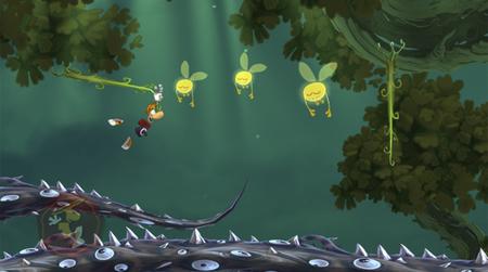 'Rayman Jungle Run' anunciado para a iOS y Android. Primer tráiler y fecha de lanzamiento