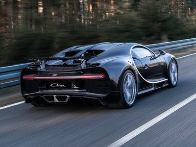 Llamada a revisión para el Bugatti Chiron, porque costar 2,4 millones no es incompatible con salir defectuoso