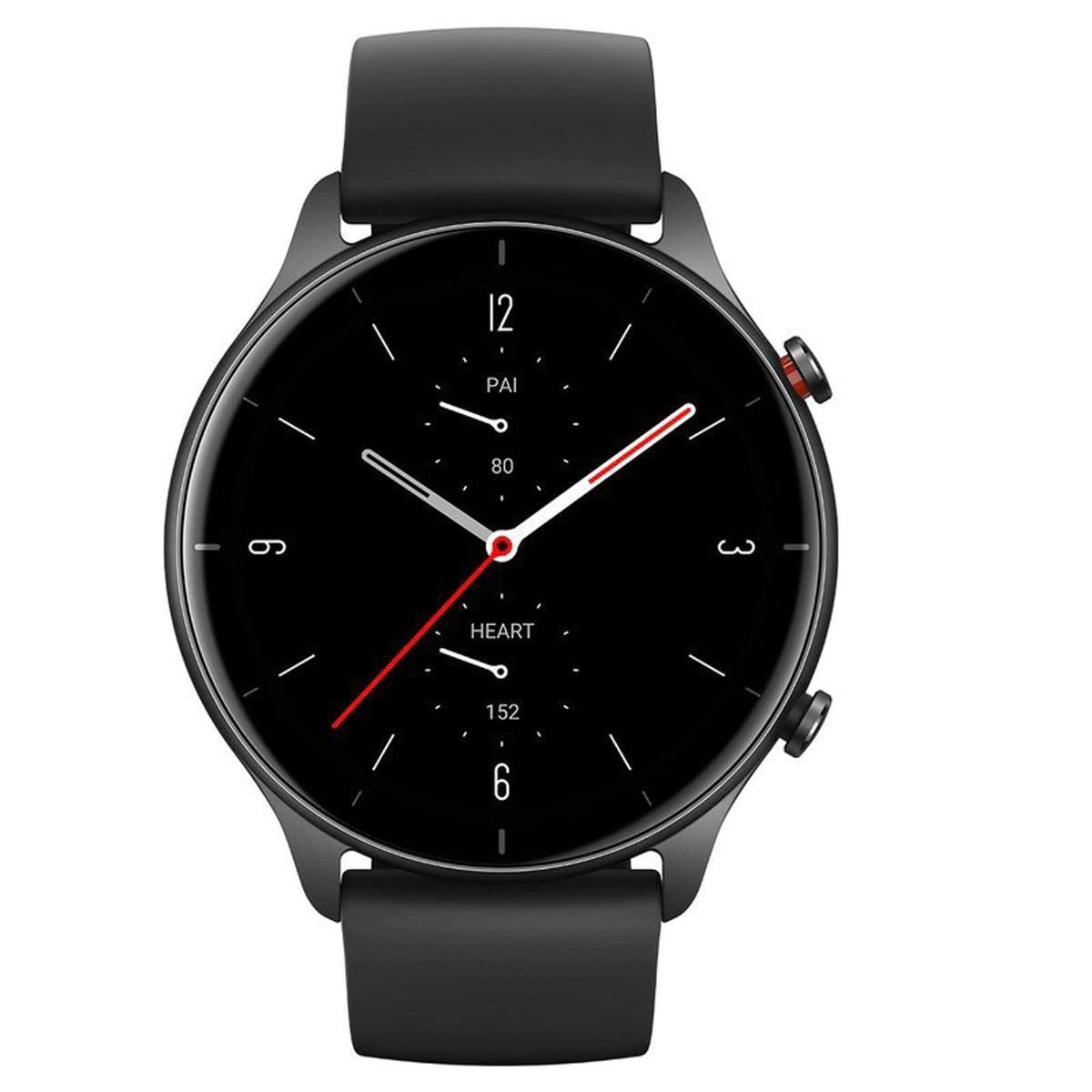 Amazfit GTR 2e Obsidian Black Smartwatch