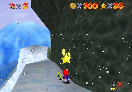 Super Mario 64 Mundo4 Estrella7 02