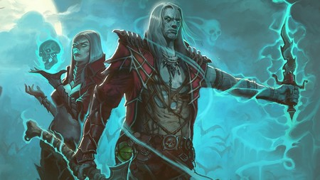 Así es la cinemática de presentación del Nigromante en Diablo III