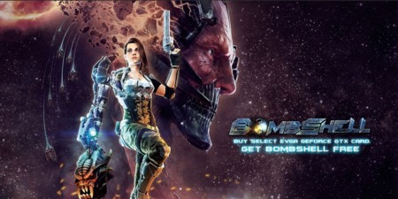 EVGA regala Bombshell en la compra de tarjetas GeForce GTX