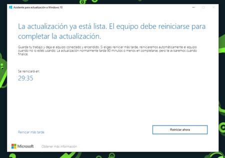 Windows 10 Reiniciar
