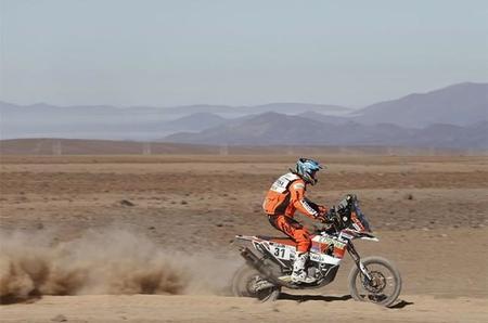 Quintanilla Etapa5 Dakar2015