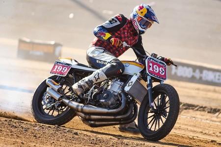 ¡Demencial! Esta es la Suzuki 750 cc de dos tiempos y tres cilindros que RSD ha hecho para Travis Pastrana