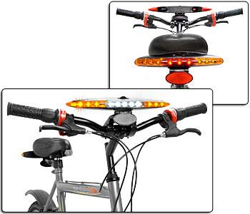 Intermitente para bicicleta