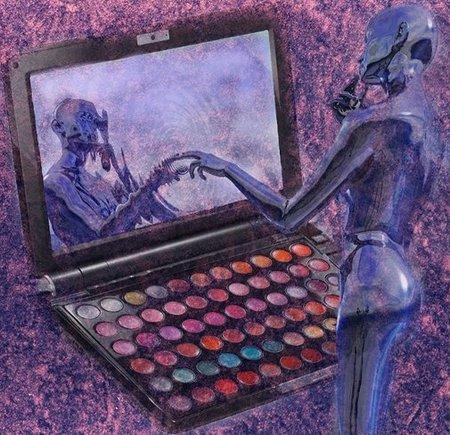 El maquillaje perfecto con la ayuda del computador