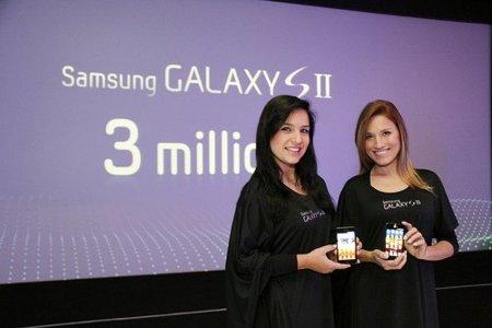 Samsung se pone en cabeza: imagen de la semana