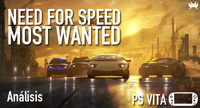 'Need for Speed: Most Wanted' para PS Vita: análisis