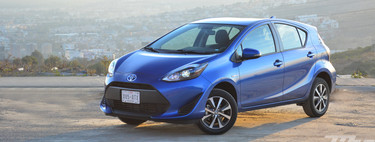 Toyota Prius C, for test: this is a kilometer champion fortnightly