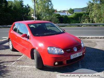 Volkswagen Golf 1.9 TDI Bluemotion, prueba de consumo