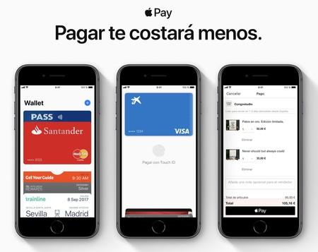 Semana ajetreada para Apple Pay añadiendo países, pero ni rastro de nuevos bancos españoles