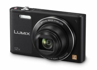 Panasonic Lumix SZ10, una compacta para los aficionados de las selfies