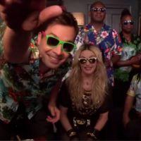 Jimmy Fallon lo peta, y así nos lo demuestra junto a Madonna
