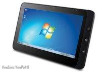 ViewSonic también tiene tablets: ViewPad 7 y ViewPad 10