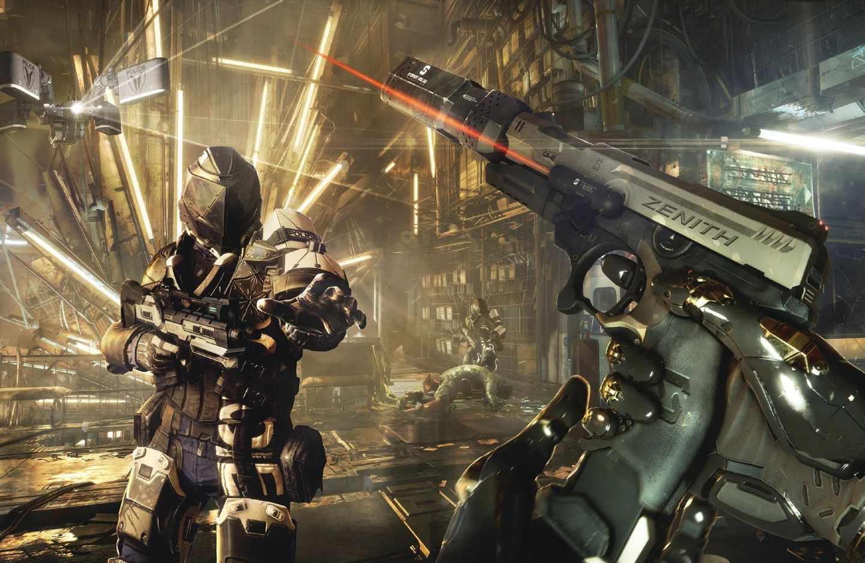 Foto de Deus Ex: Mankind Divided (3/4)