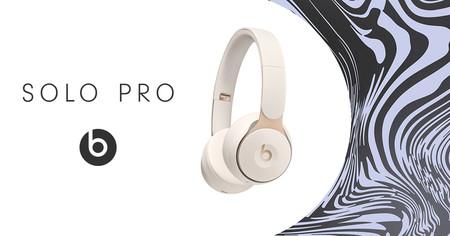 Precio mínimo histórico de los Beats Solo Pro en Amazon a 229,50 euros, los últimos auriculares de diadema de Beats by Dr. Dre
