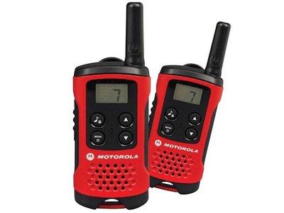 Black Friday: walkie talkies Motorola TLKR T40 pr sólo 23 euros