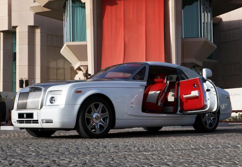 Foto de Rolls-Royce Phantom Coupé Shasheen (3/9)
