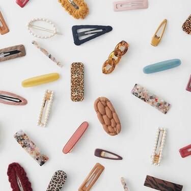 Mucha atención a lo nuevo de Zara Kids: su colección de horquillas es perfecta para añadir fantasía a nuestros looks diarios