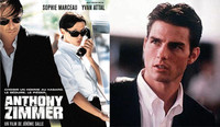 Tom Cruise en el remake de 'El secreto de Anthony Zimmer' y en 'Food Fight'