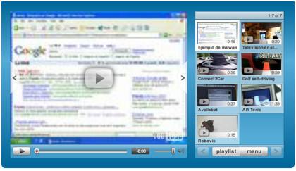 Nuevo interfaz personalizable de YouTube