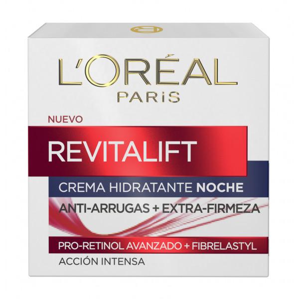 Revitalift crema hidratante de noche anti-arrugas